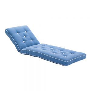 Fri Form liggvagnsdyna blå