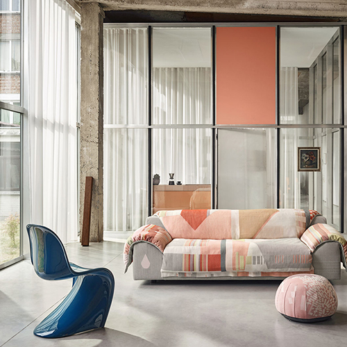 Panton chair classic Vitra interior
