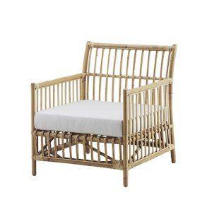 Caroline lounge fåtölj Sika Design