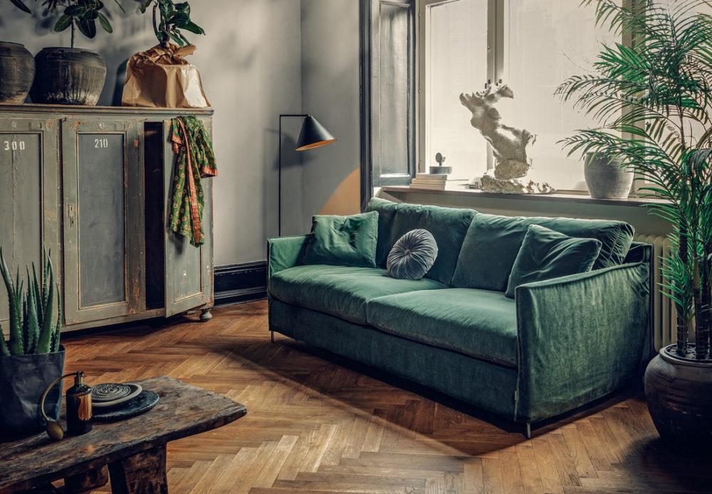 Petito soffa 4-sits Furninova inspiration