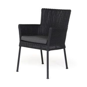 Somerset-karmstol-svart-rotting-utemöbler