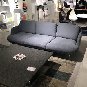 Lune soffa 3-sits Fritz Hansen rea