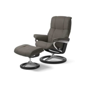 Stressless Mayfair M fåtölj Signature base