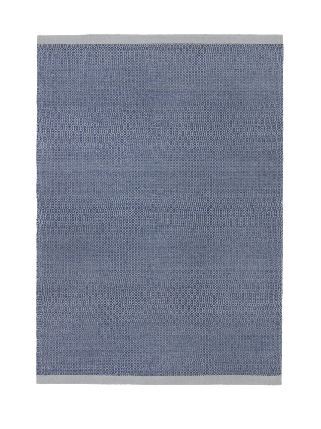 Balder ullmatta grey/midnight blue