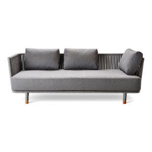 Moments soffa 3-sits Cane-line