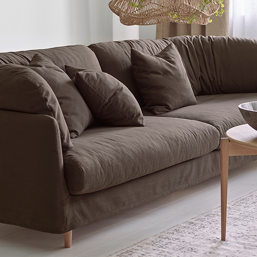 EX 300 soffa detalj