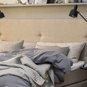 Jensen Fenix Portrait sänggavel