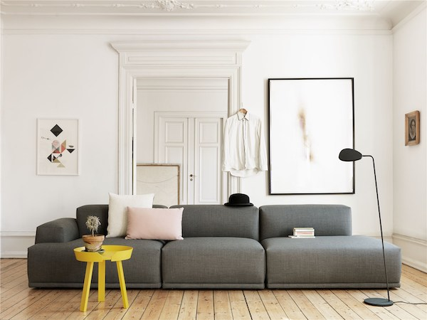 Connect soffa inspiration Muuto