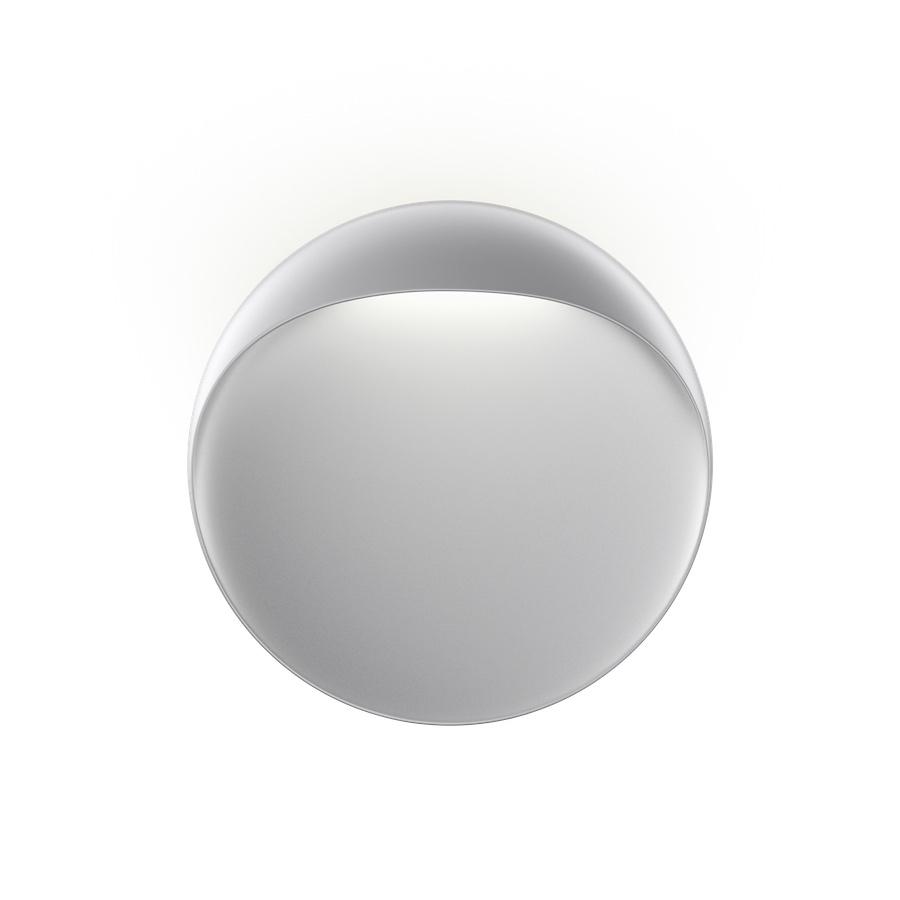 Flindt vägglampa 30cm aluminium