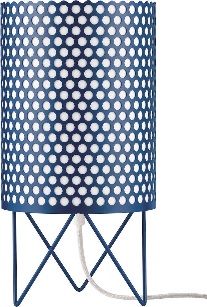 ABC PD4 bordslampa skyblue