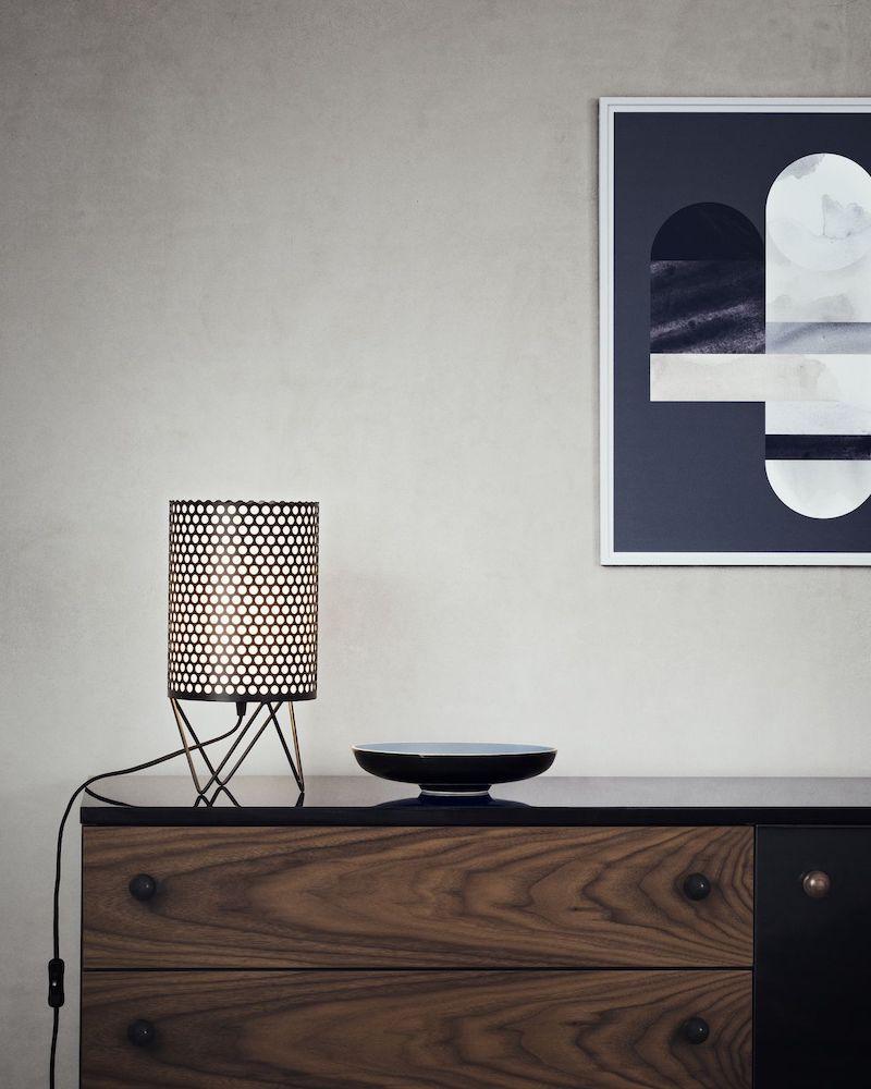 ABC PD4 bordslampa Gubi