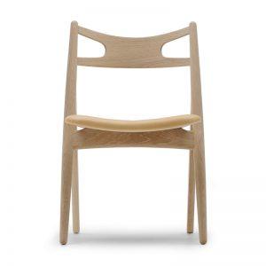 CH29 sågbockstolen