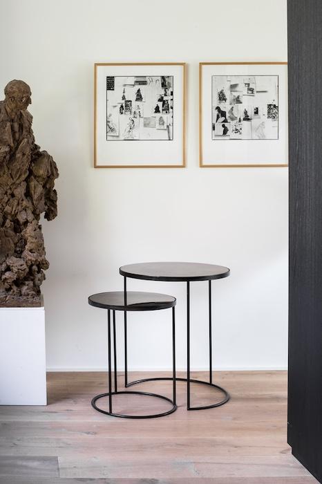 Nesting side table sidobord Notre Monde