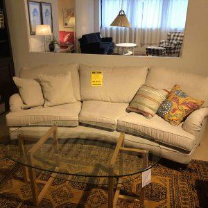 Howard 3-sits soffa med fåtölj REA Severins