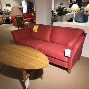 Hagaborg 2,5-sits soffa REA