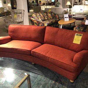Andrew 3-sits soffa svängd REA Severins