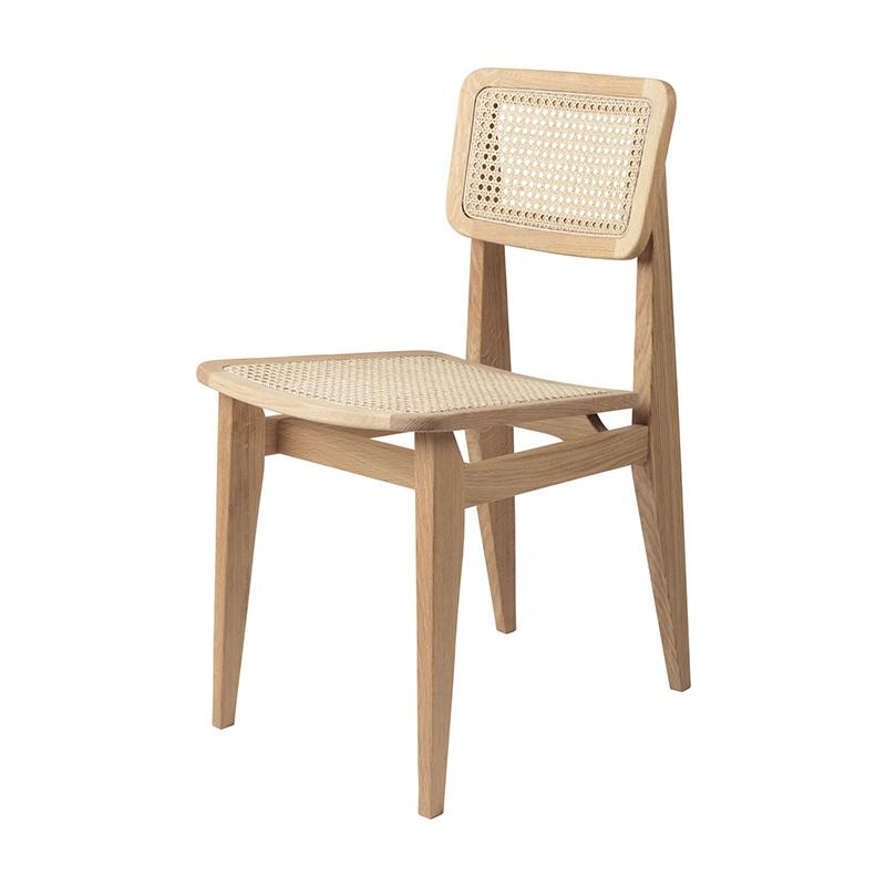 C-Chair stol ek rotting