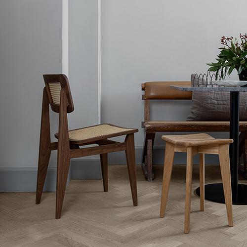 C-Chair stol Gubi2