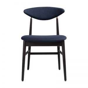 Gent chair svart Gubi