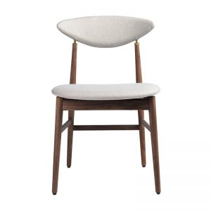 Gent dining chair stol valnöt