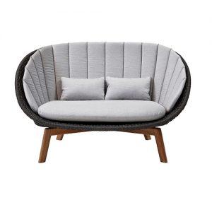 Peacock 2-sitssoffa