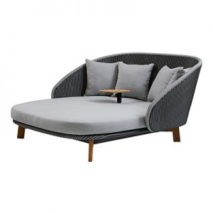 Peacock Daybed solsäng