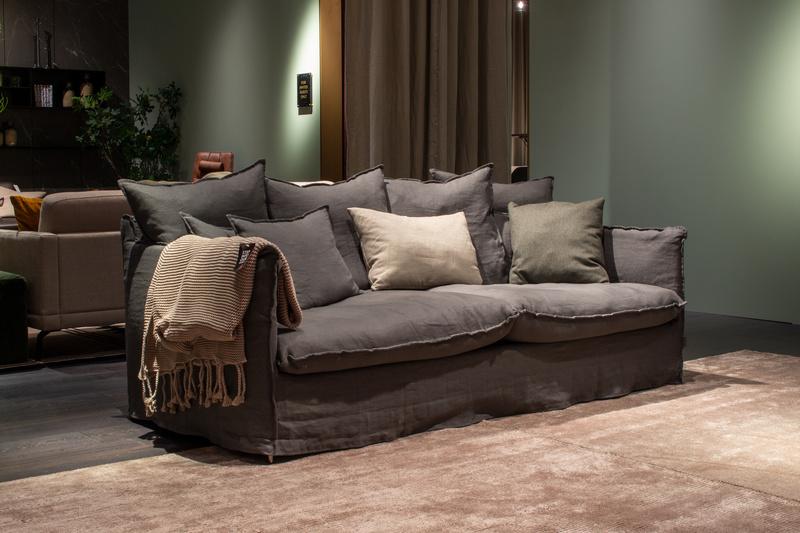 Copenhagen 3-sits soffa Furninova