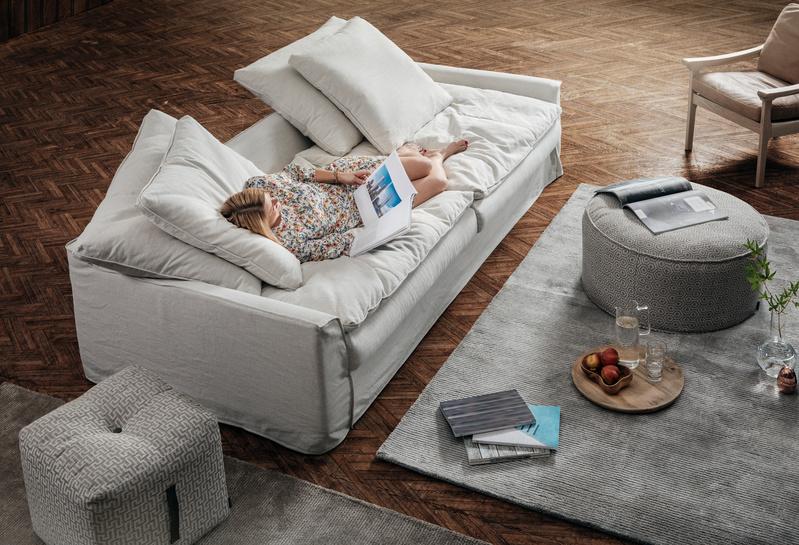 Sake 4-sits soffa (2 kolli) Furninova