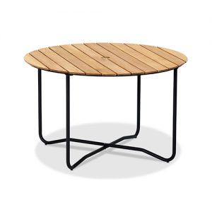 Summer bord svart inout form