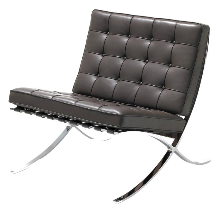 Barcelona Chair fåtölj