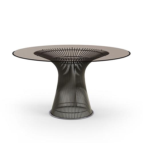 Platner Dining Table bronze