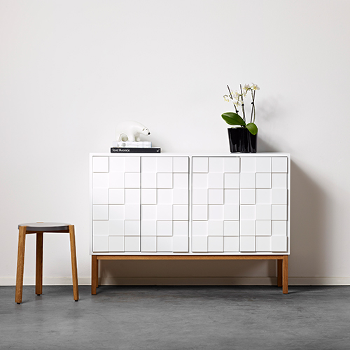 Collect 2010 Low cabinet inspiration