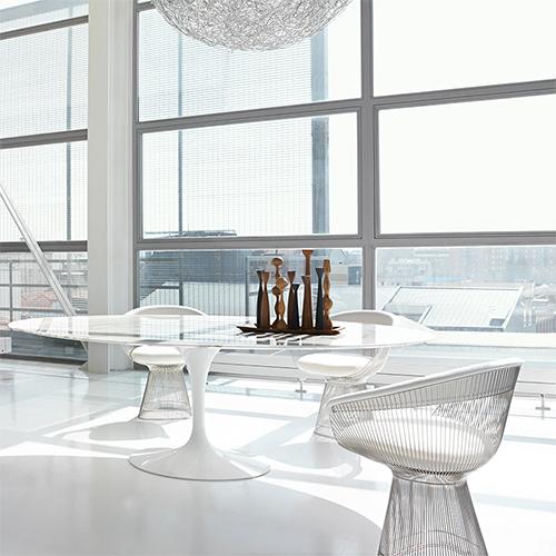 Saarinen Oval Table matbord Knoll