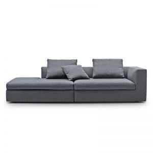 Juul 102 soffa open end