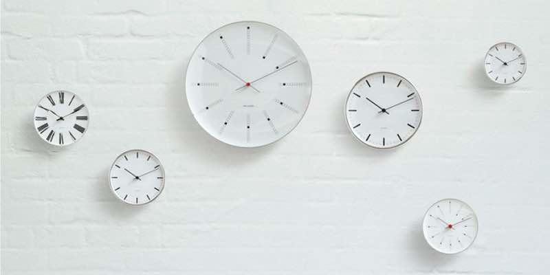 Arne Jacobsen klockor