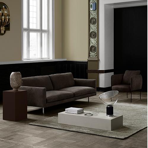 Basel soffa 220 cm-40119