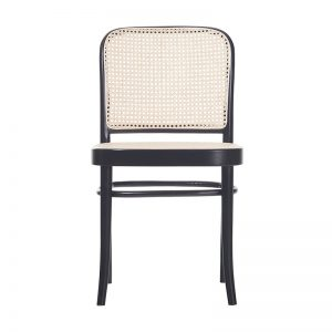 Ton 811 stol svart
