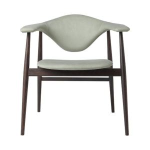 Masculo dining chair rökt ek