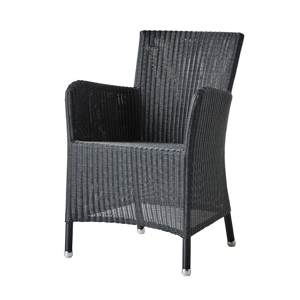 Hampsted stol svart