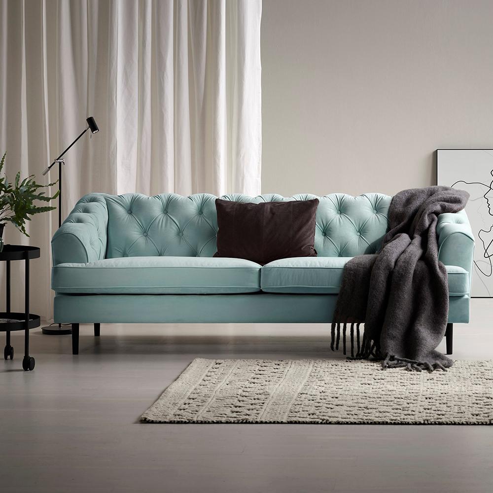 Bissett soffa interior