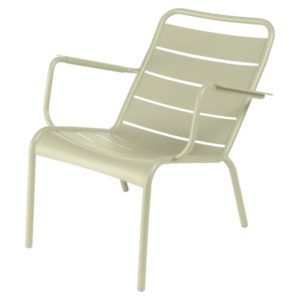 Luxembourg loungechair low