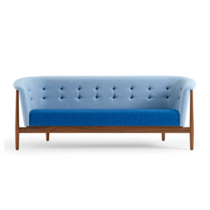 Vita 3-sits soffa Getama