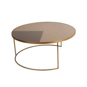Geometric round table