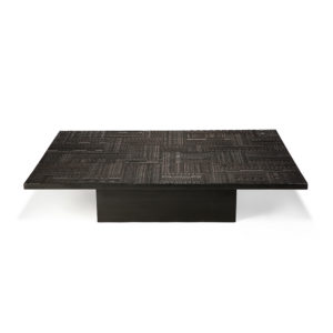 Tabwa block coffee table_