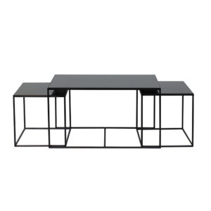 Trinity coffee table set of 3