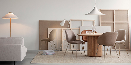 Beetle dining chair kampanj