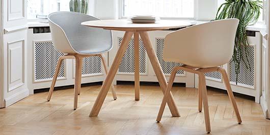 HAY dining furniture